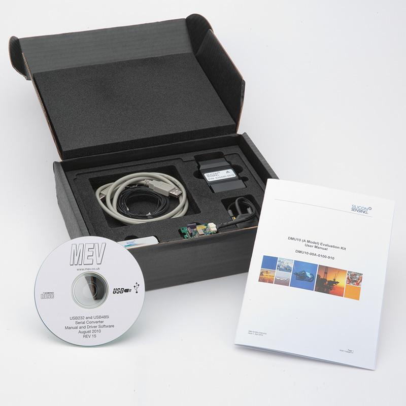 Silicon Sensing | DMU10 Low Cost MEMS IMU